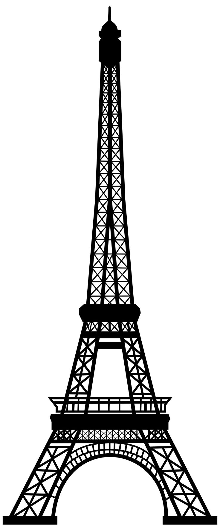 Tower clipart drawing #6