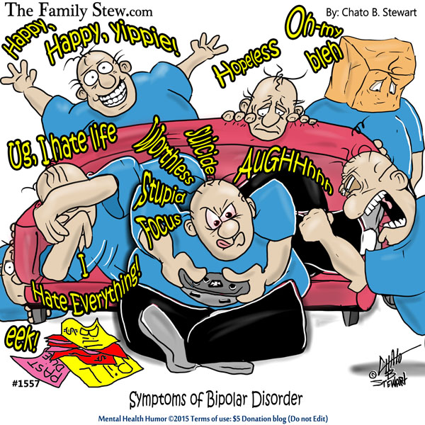 Mood clipart bipolar disorder Disorder  of Depression Is