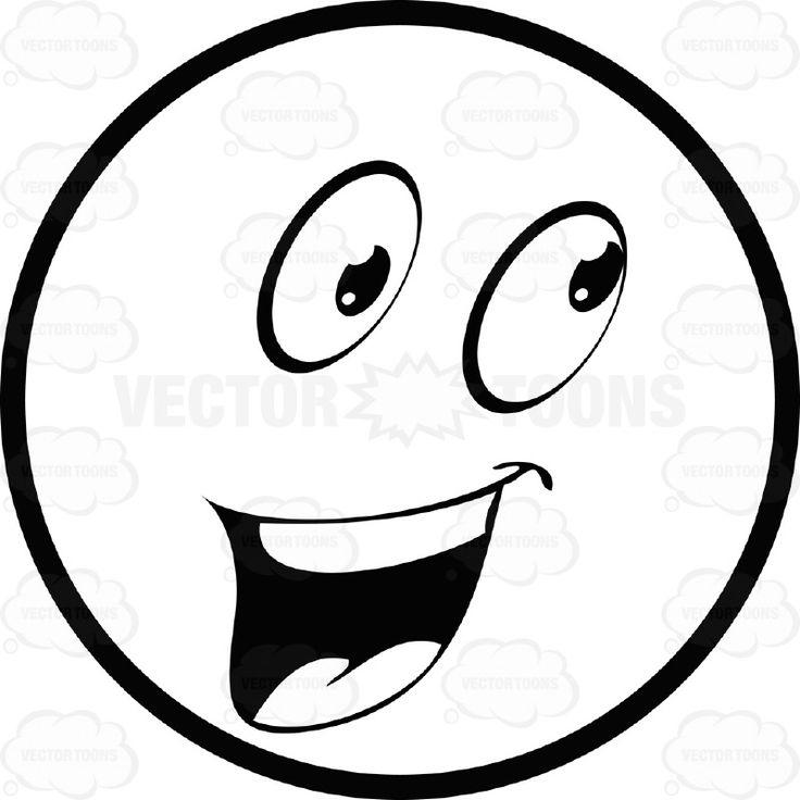 Mood clipart confused face Smiley Black  Emoticon Cartoon