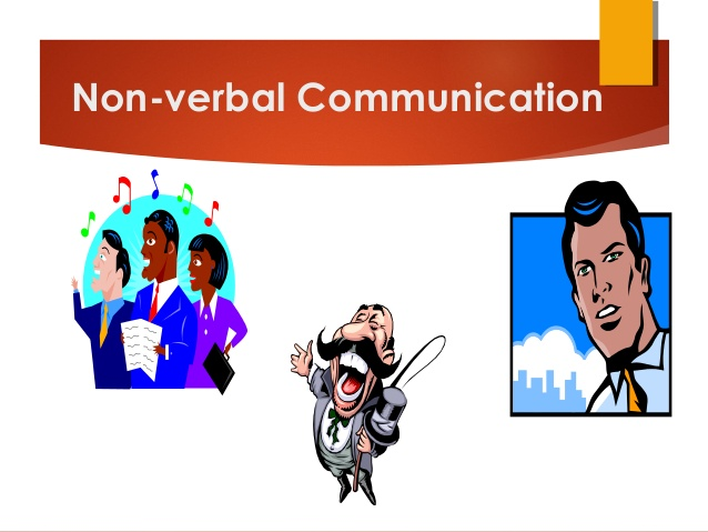 Verbal Non verbal Communication and