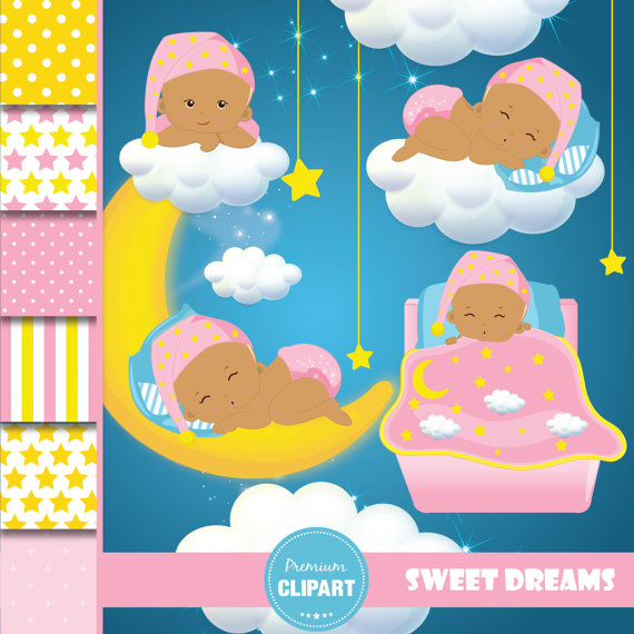 Moon clipart dreamcatcher Clipart Twinkle Baby clipart shower