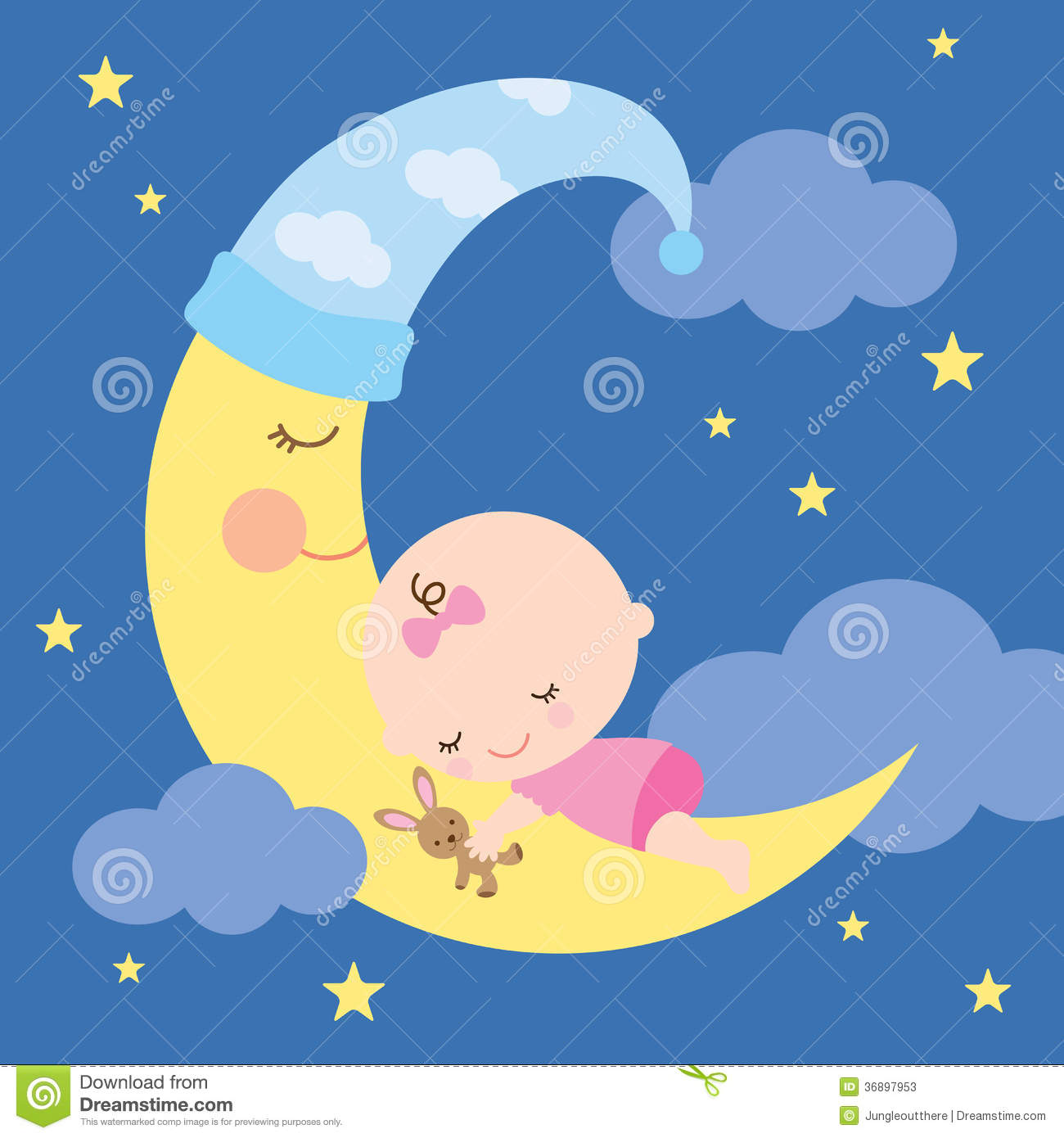 Moon clipart dormir Moon sleeping Search Search Crafts