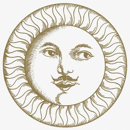 Moon clipart fornasetti More Find Fornasetti Pinterest best