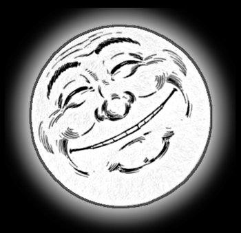 Moon clipart happy #11