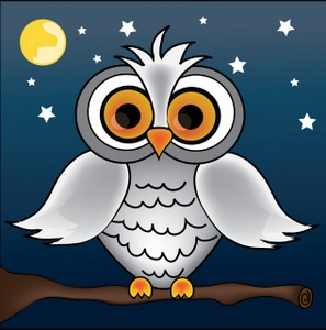 Night clipart night owl Clipart collection owl Image Clipart