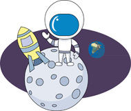 Astronaut clipart for kid Astronomers / Overview Astronomers