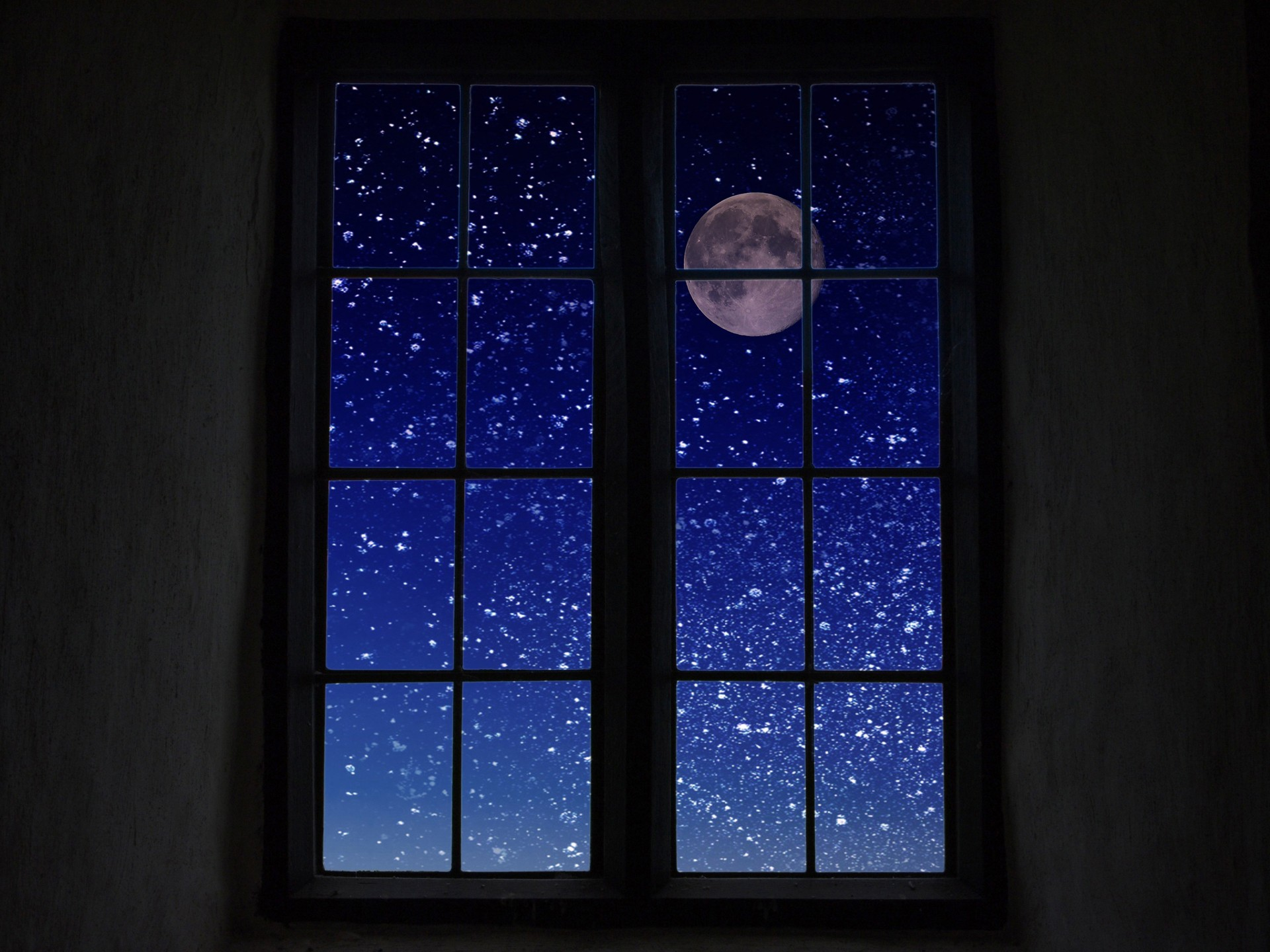 Window clipart moon Domain The Pictures Frame Window