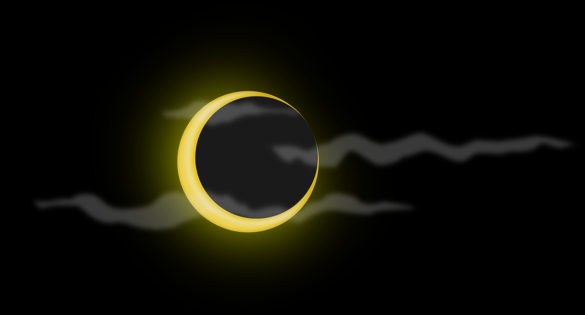 Moonlight clipart #10