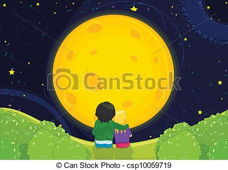 Moonlight clipart Art Moonlight Download Art Clip