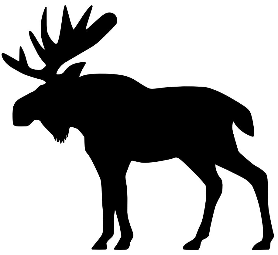 Moose clipart Moose clipart image clip moose