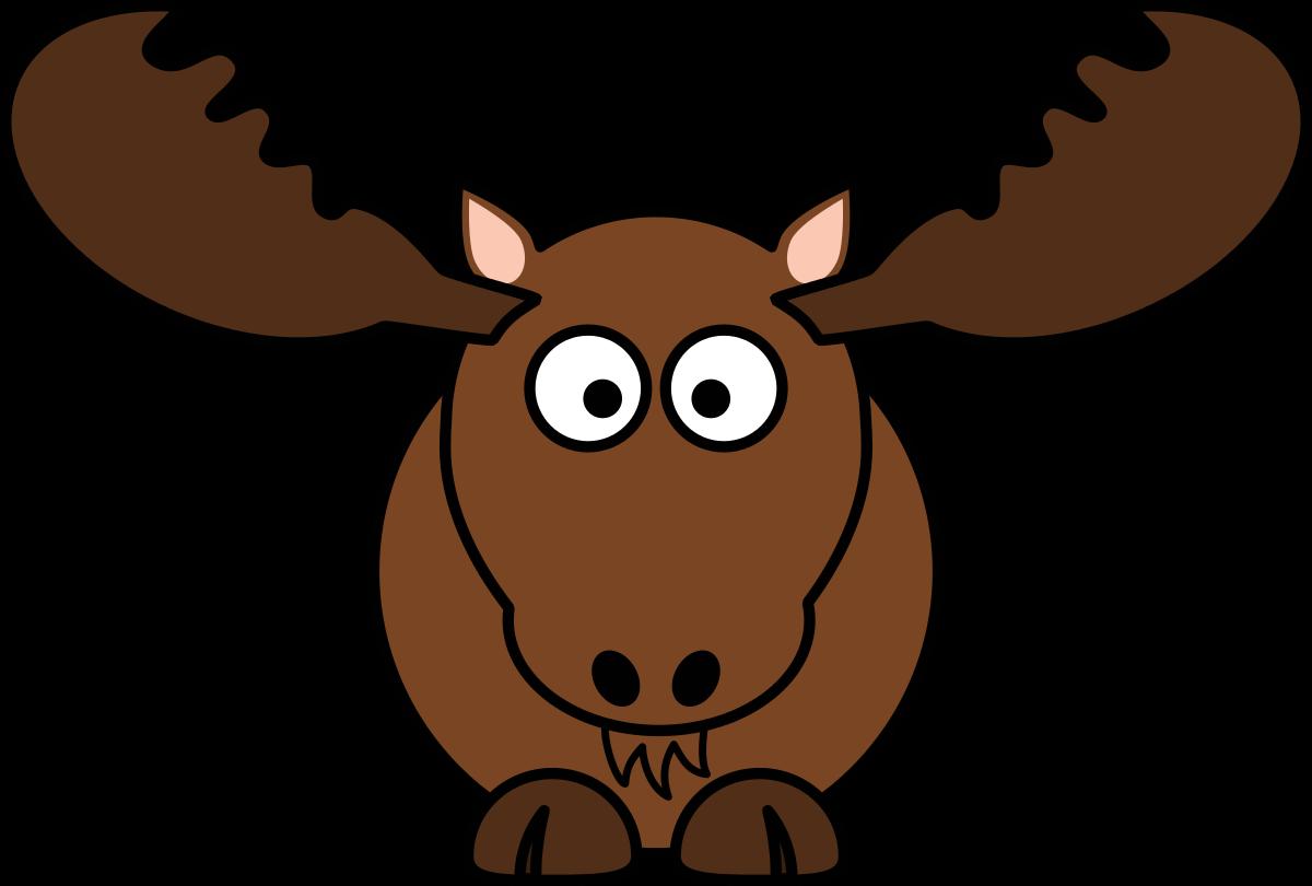 Moose clipart Art  art clipartix free