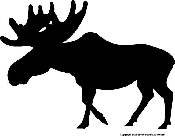 Moose clipart Clipart Images Panda Moose Free