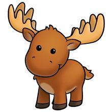 Moose clipart Clipart Clipartix Moose moose Clipart