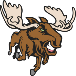 Moose clipart angry #7