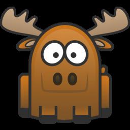 Use to Public Clip Moose