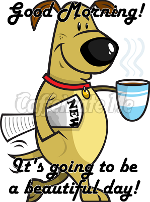 Morning clipart beautiful day #15