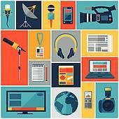 Morning clipart campus journalism Art Background Mass journalism Media
