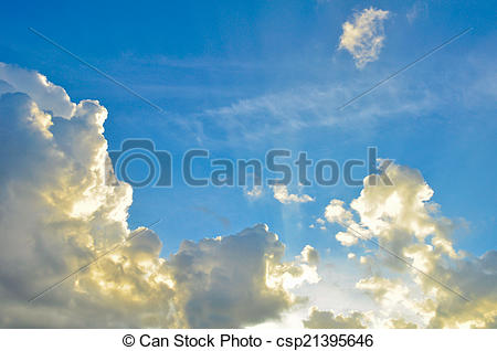 Morning clipart clear sky #3