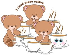 Morning clipart cute Cute & about on Pinterest