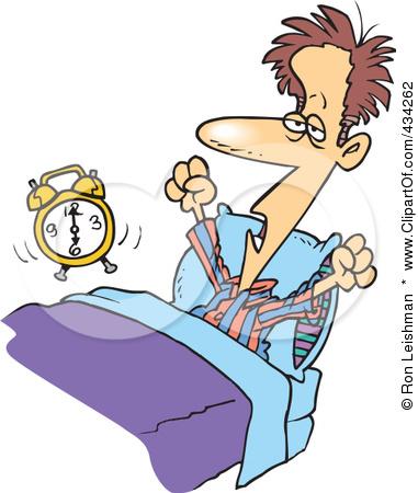 Morning clipart despertarse #4