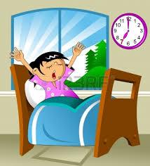 Morning clipart despertarse #15