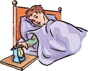 Morning clipart despertarse #8