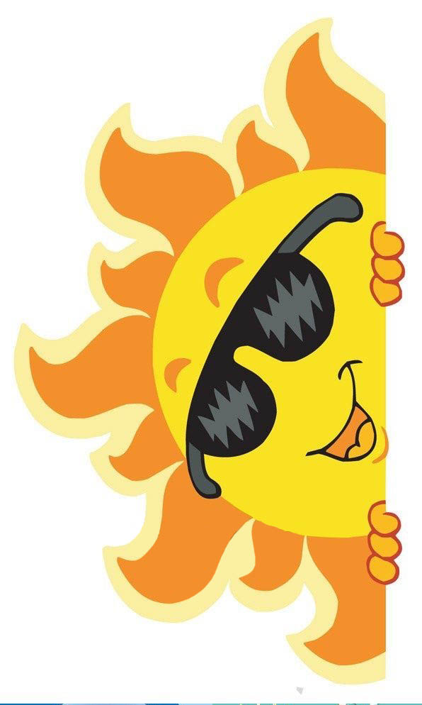 Morning clipart end summer This this Happy May to