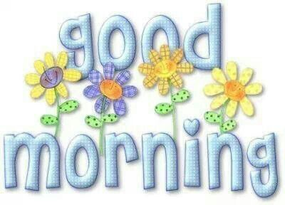 Morning clipart good morning #13