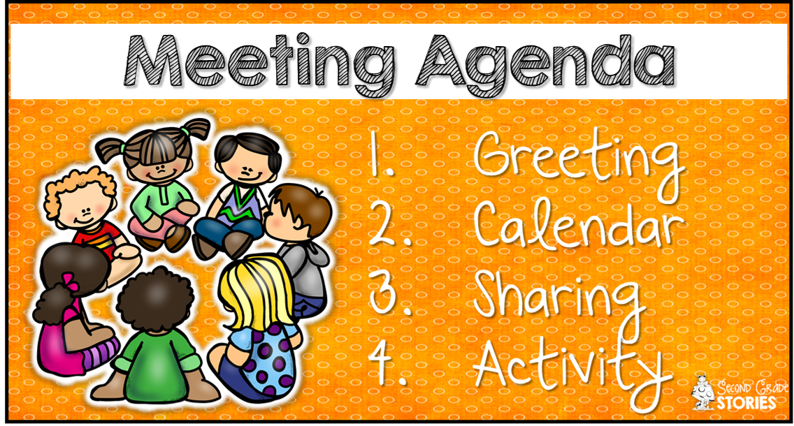 Morning clipart morning meeting #11
