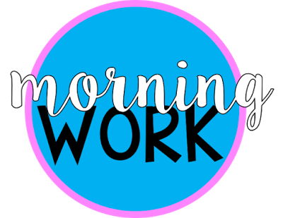 Busy Very Morning {FREEBIE} a