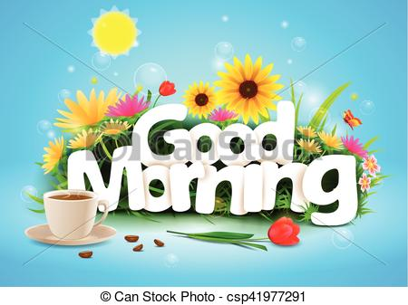 Good Morning csp41977291 Vectors wallpaper