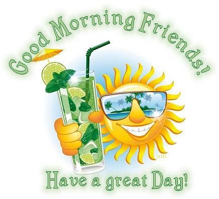 Morning clipart summer Quote Good Sun Summer Quote
