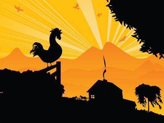 Morning clipart sunset On best images 10 Morning