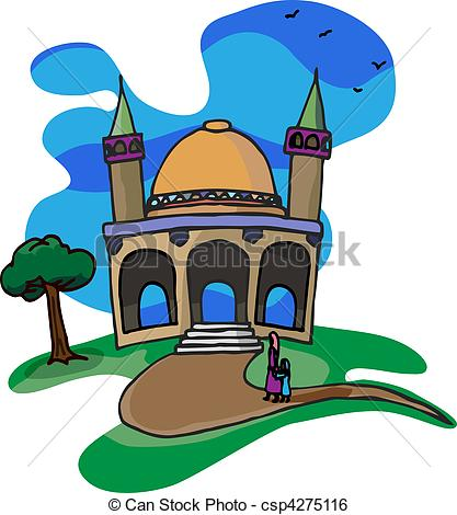 Mosque clipart Illustrations EPS Art Stock To