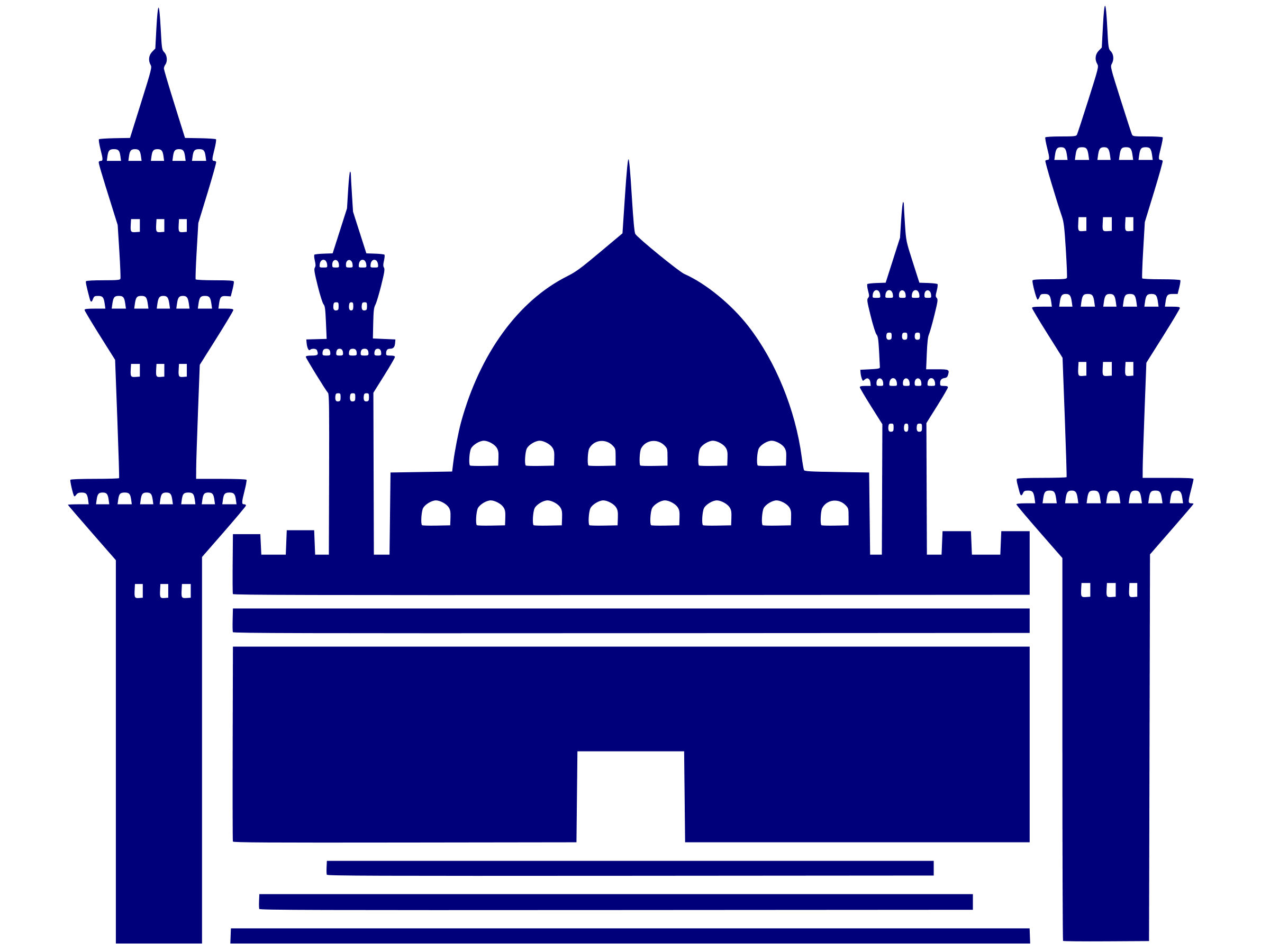 Mosque clipart Clipart Mosque Free Clipart Clipart