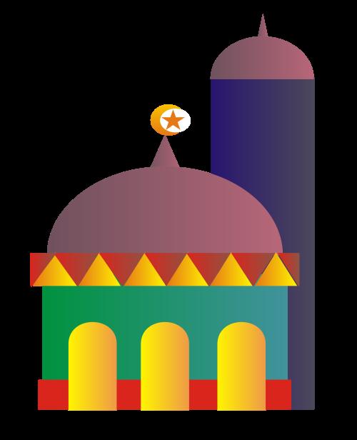 Mosque clipart  Art Clip Clip Free