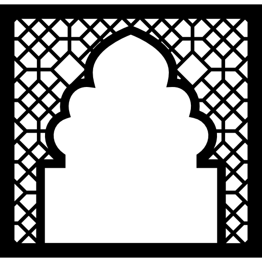 Mosque clipart frame Mosque PNG Icon Flat