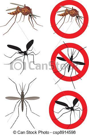 Mosquito clipart animal bite #5