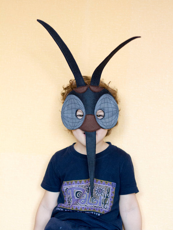 Mosquito clipart face mask #9