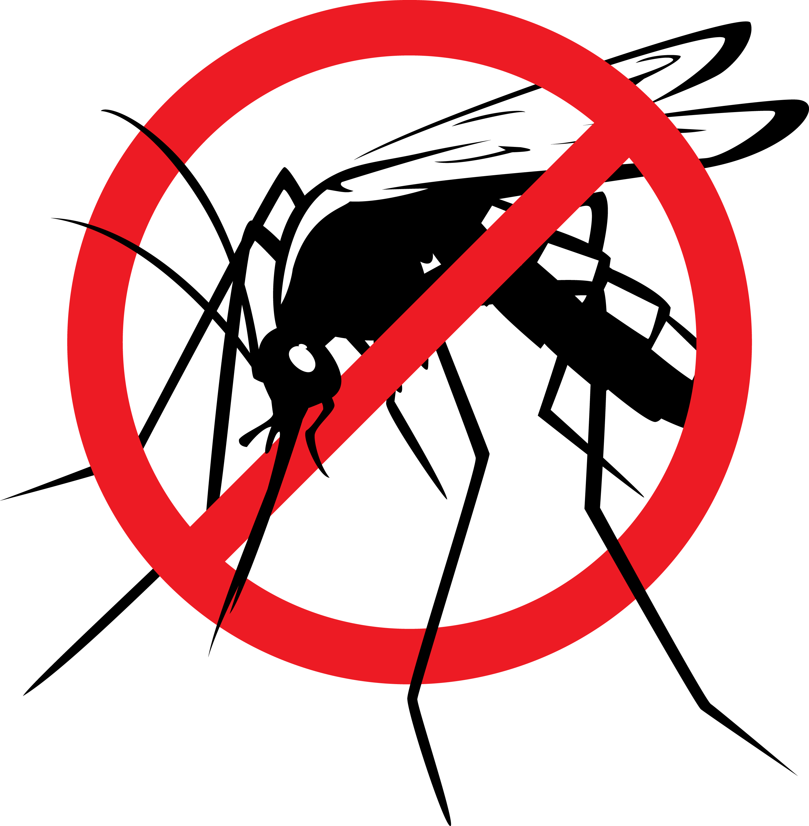 Mosquito clipart zika The Tips Scared Control Zika