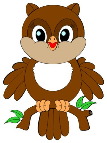 Owlet clipart brown On 309 3 (Clipart Baby