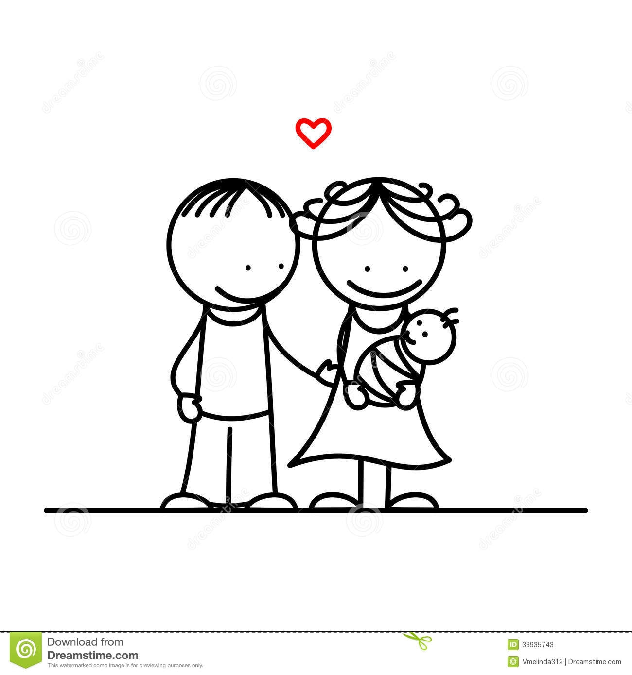 Mother And Baby clipart adoption Mother And com father and