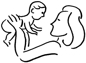 Mother And Baby clipart adoption Law Family eimd9olin Aronchick Schiller