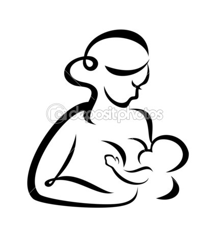 Mother And Baby clipart amma Amma Ask Benefit 1961 Breastfeeding