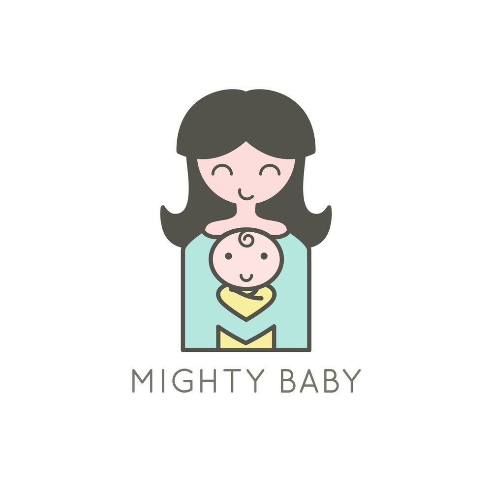 Mother And Baby clipart baby logo The and As hugs for