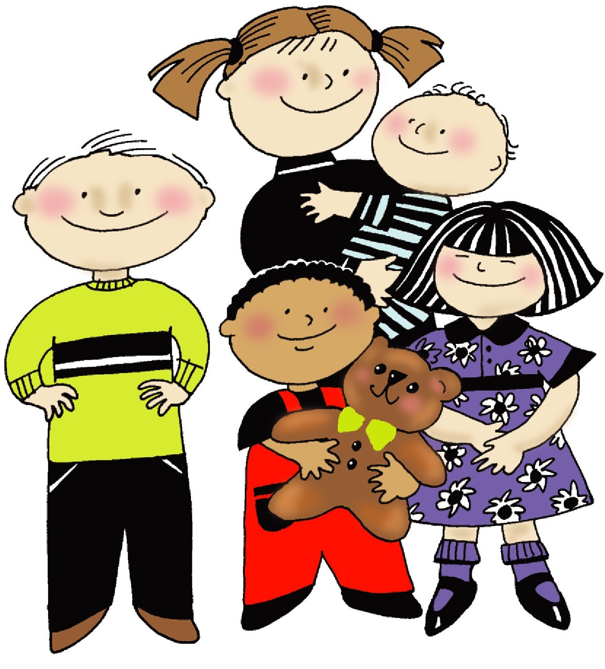 Community clipart childcare Babysitting Of Free Art Pictures