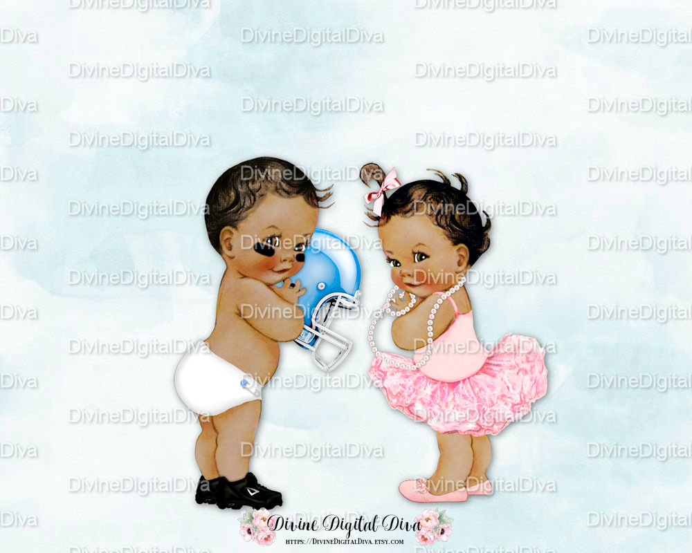 Mother And Baby clipart boy Baby Girl Medium Touchdowns &