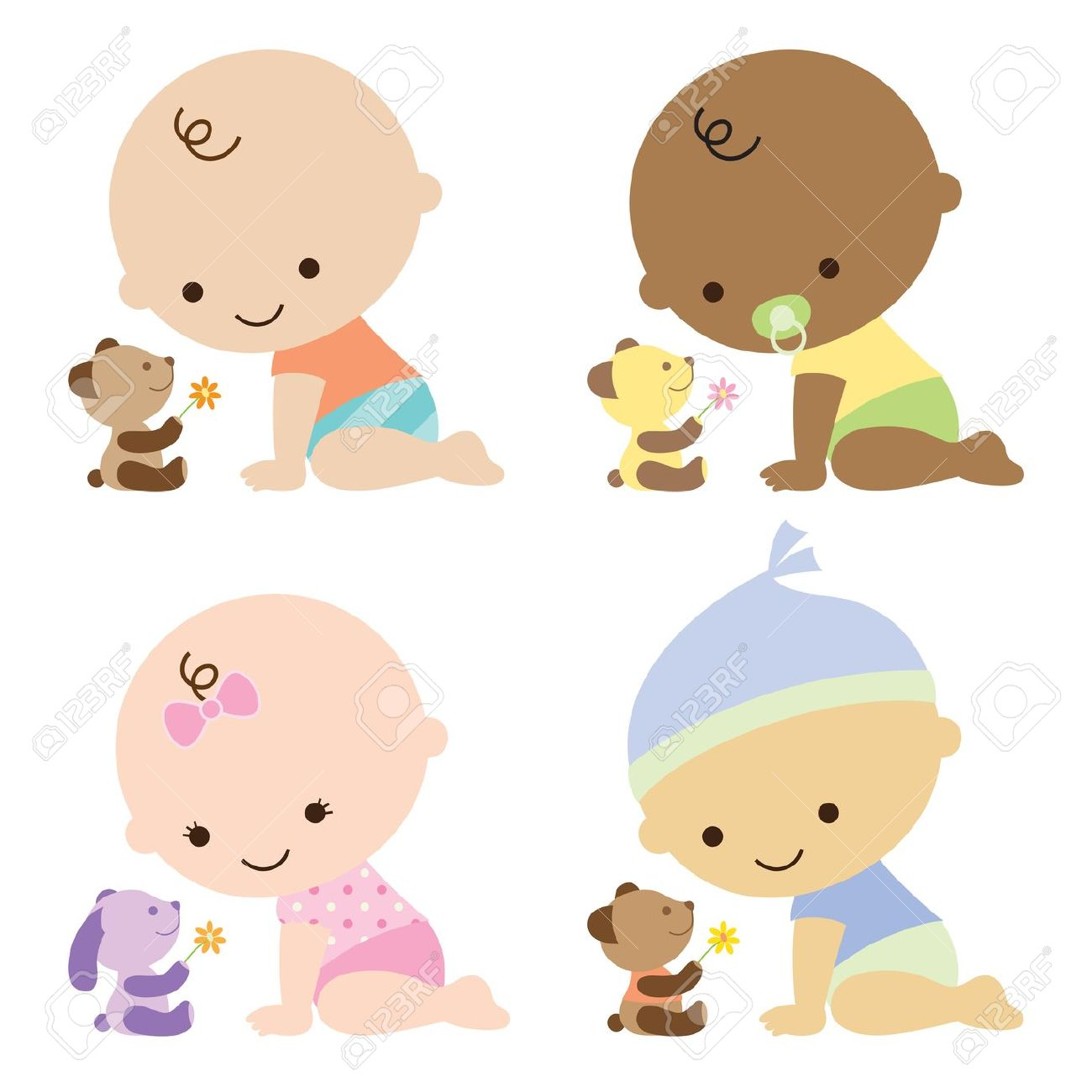 Baby clipart cute baby About about images and