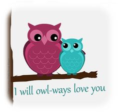 Owl clipart mom Mother Owl And Baby Mom