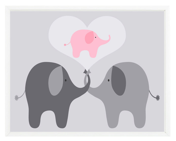 Mommy clipart baby elephant Baby Mother and elephant baby